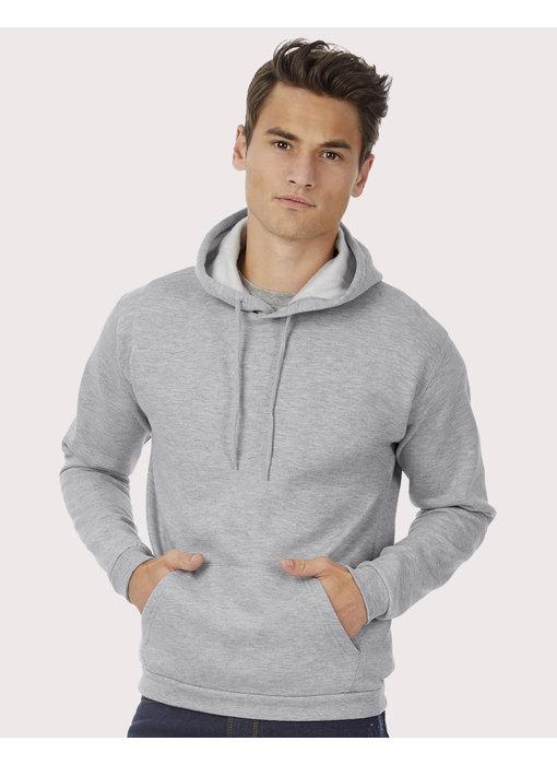 B&C | CGWUI24 | 221.42 | WUI24 | ID.203 50/50 Hooded Sweatshirt Unisex