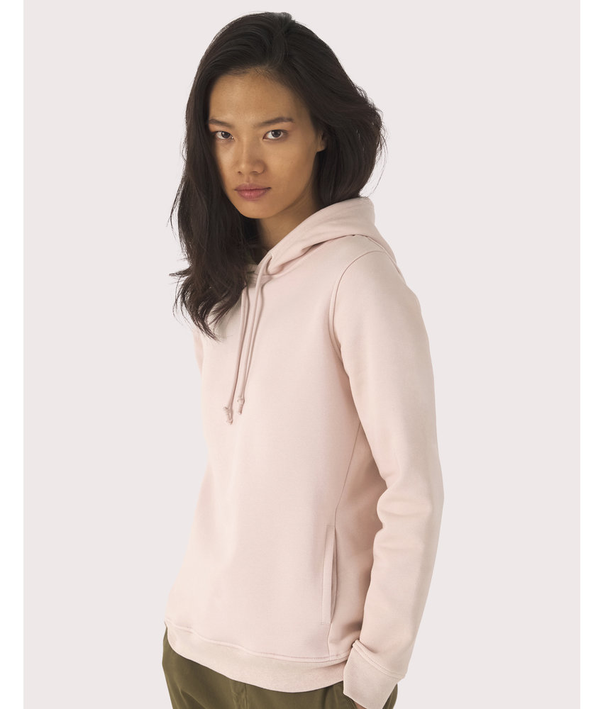 B&C | CGWW34B | 231.42 | WW34B | Organic Hooded /women
