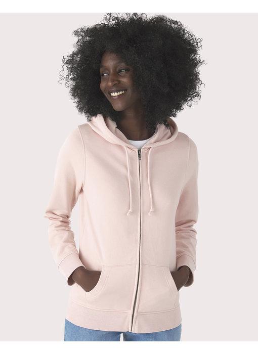 B&C | CGWW36B | 233.42 | WW36B | Organic Zipped Hooded /women