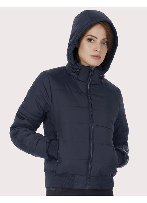 B&C | CGJW941 | 439.42 | JW941 | Superhood/women Jacket