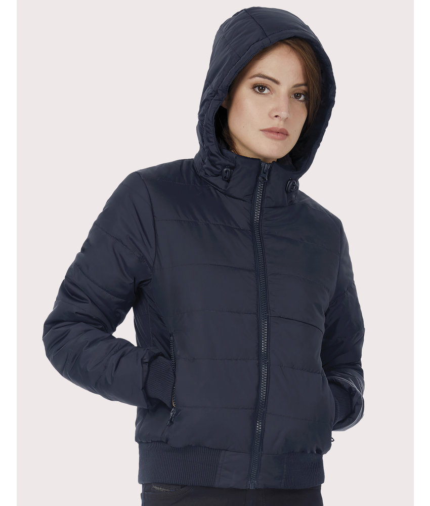 B&C | CGJW941 | 439.42 | JW941 | Superhood/women Jacket