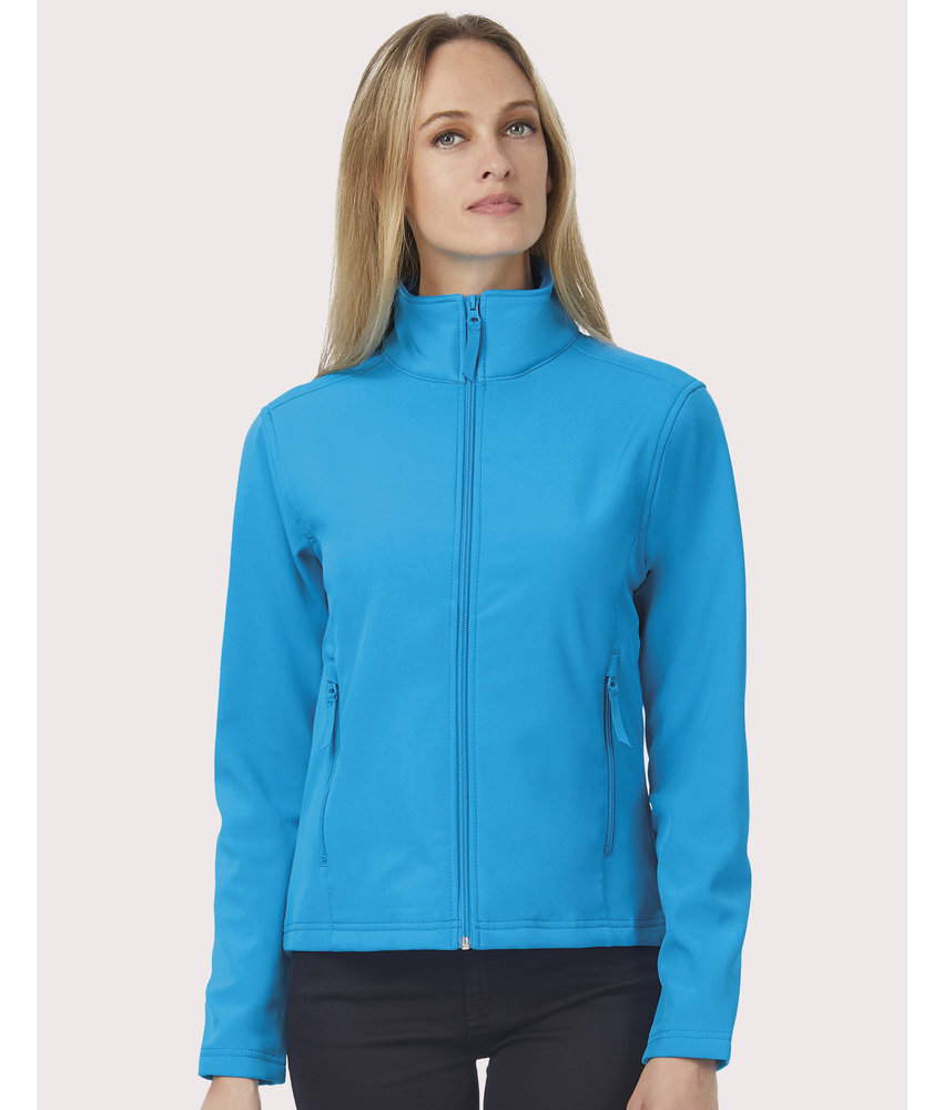 B&C | CGJWI63 | 447.42 | JWI63 | ID.701/women Softshell Jacket