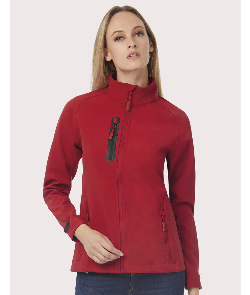 B&C | CGJW938 | 464.42 | JW938 | X-Lite Softshell/women Jacket