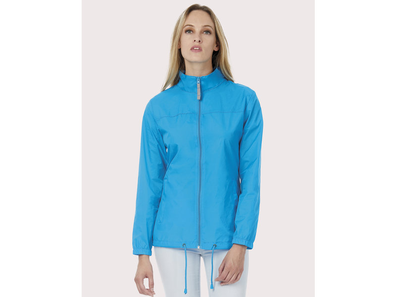 B&C Sirocco/women Windbreaker