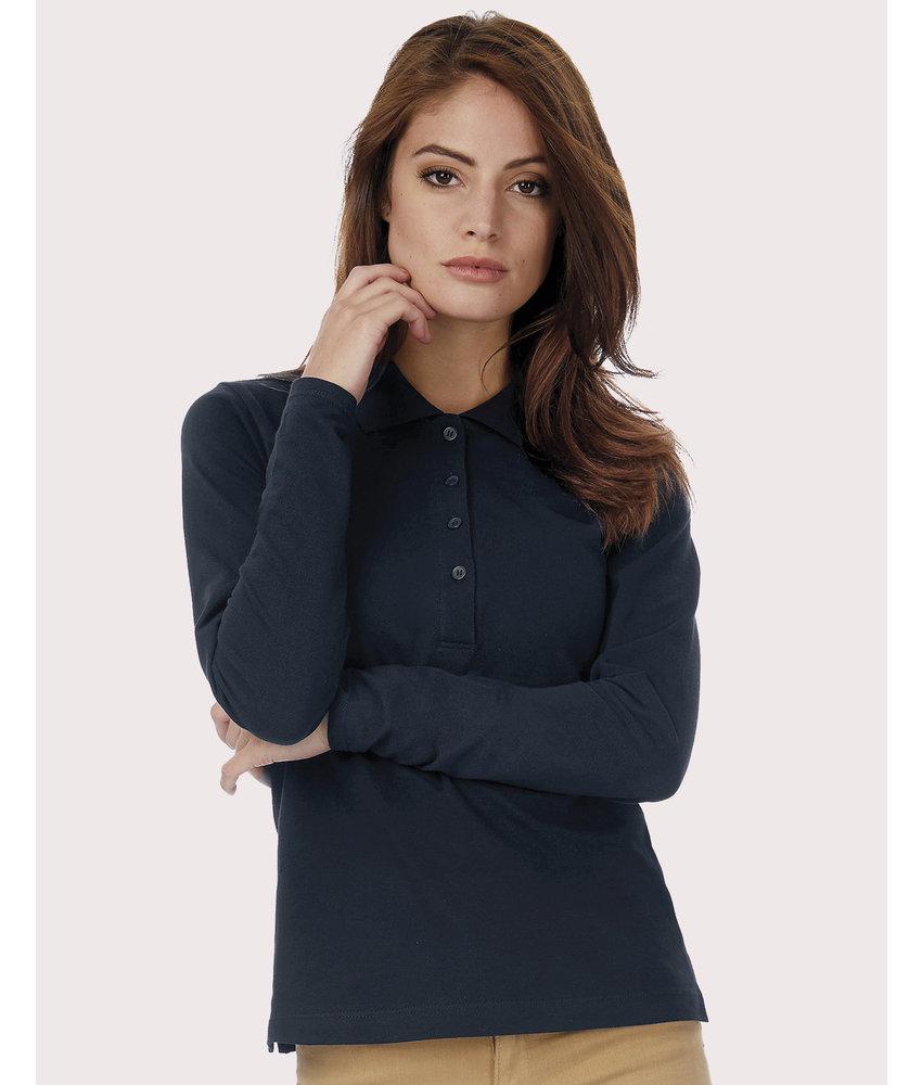 B&C | CGPW456 | 520.42 | PW456 | Safran Pure LSL/women Polo
