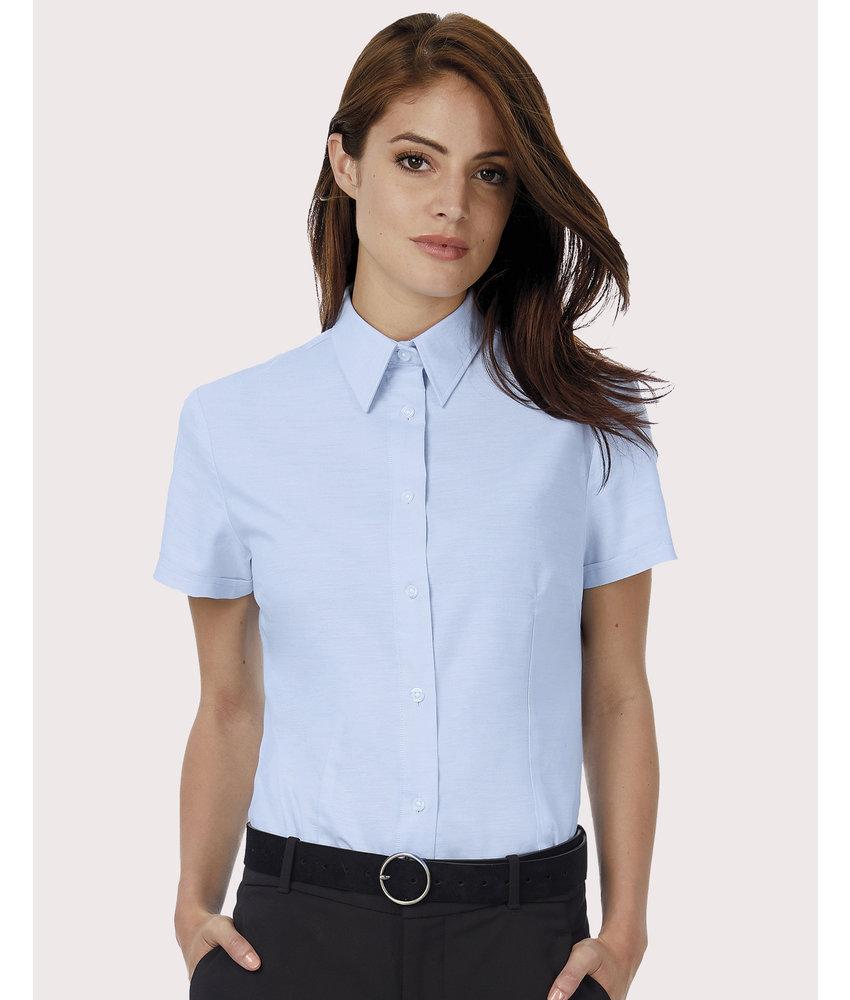 B&C | CGSWO04 | 711.42 | SWO04 | Oxford SSL/women Shirt