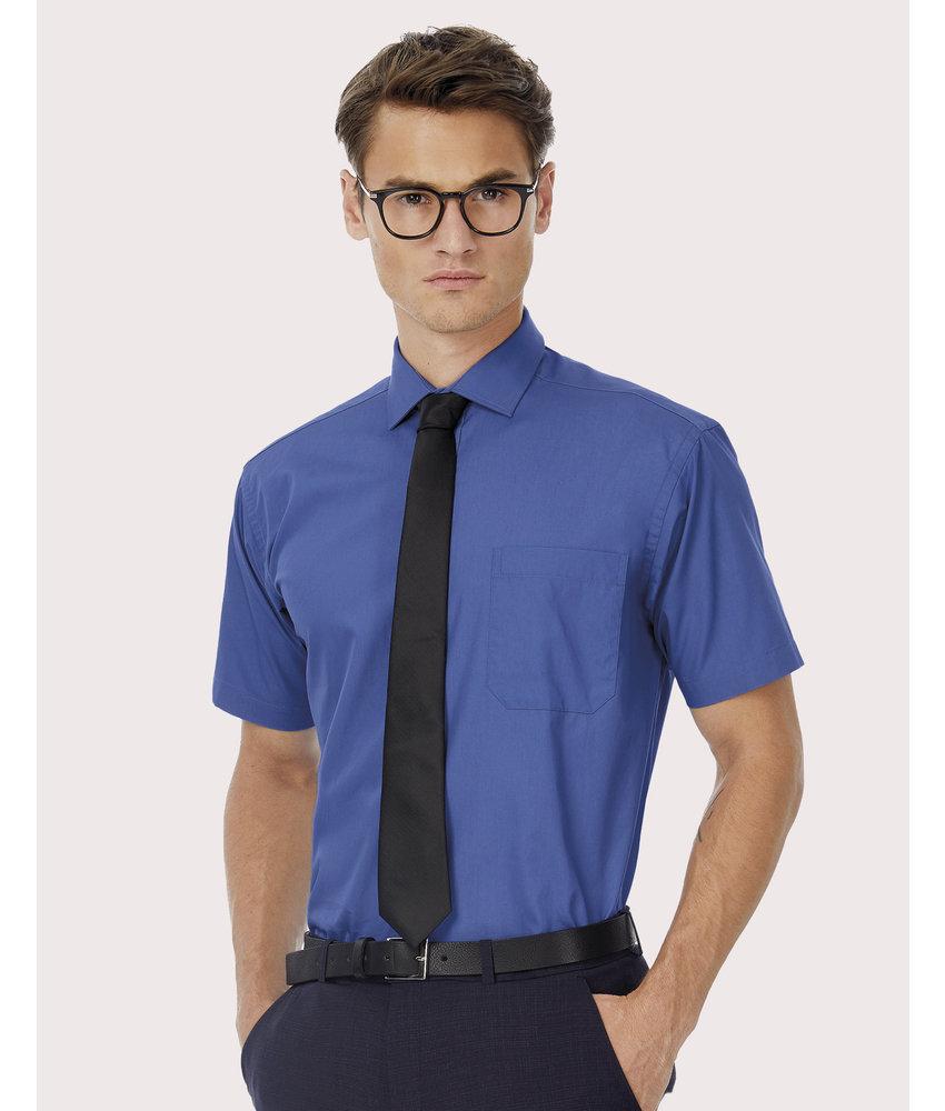 B&C | CGSMP42 | 725.42 | SMP42 | Heritage SSL/men Poplin Shirt