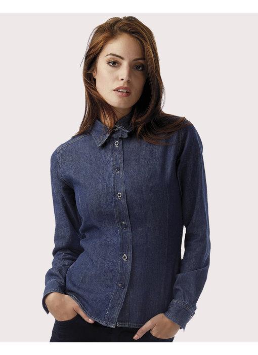 B&C DNM   CGSWD86   797.42   SWD86   DNM Vision/women Denim Shirt LS