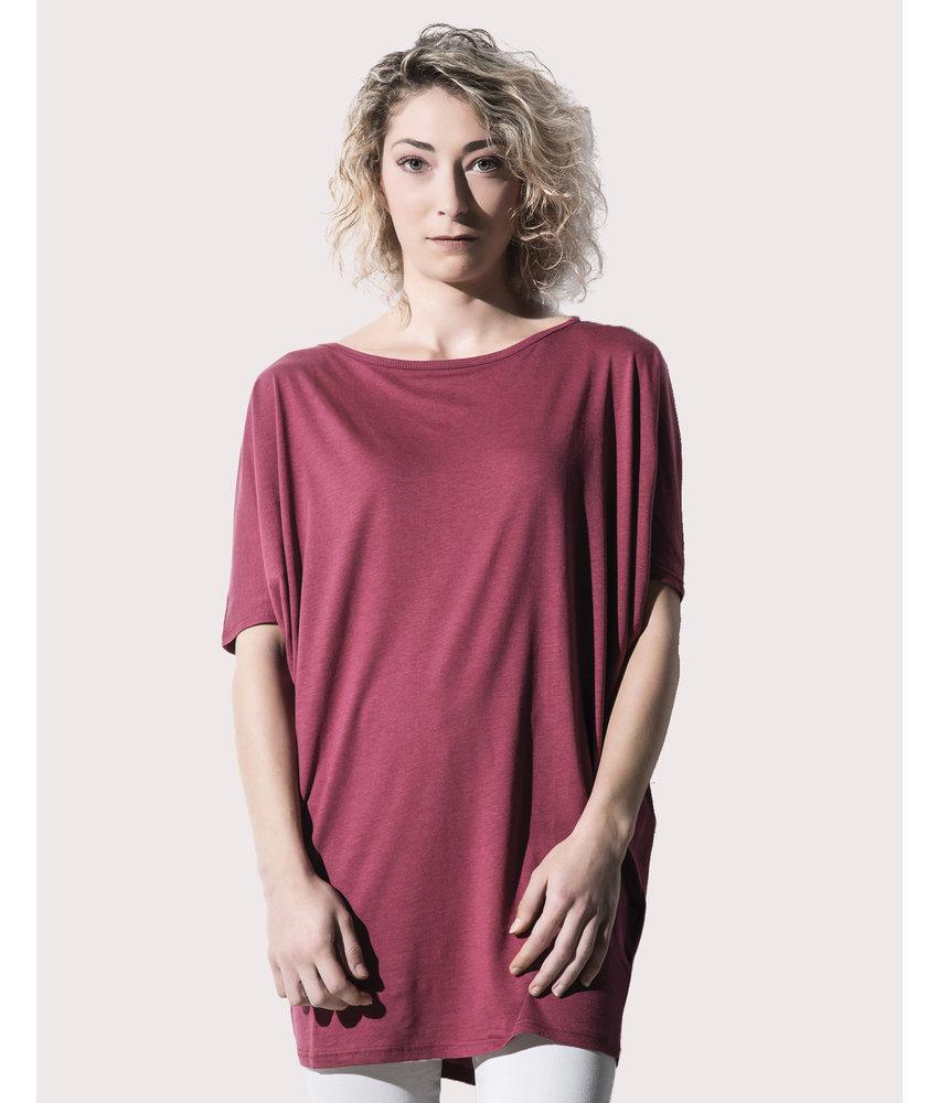 Nakedshirt | 101.85 | TF-BW-O-BL129 | Chloé T-Shirt Organic Cotton/Lyocell