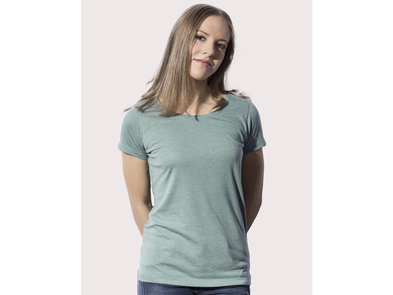 Nakedshirt Nancy Triblend Women's Favourite T-Shirt
