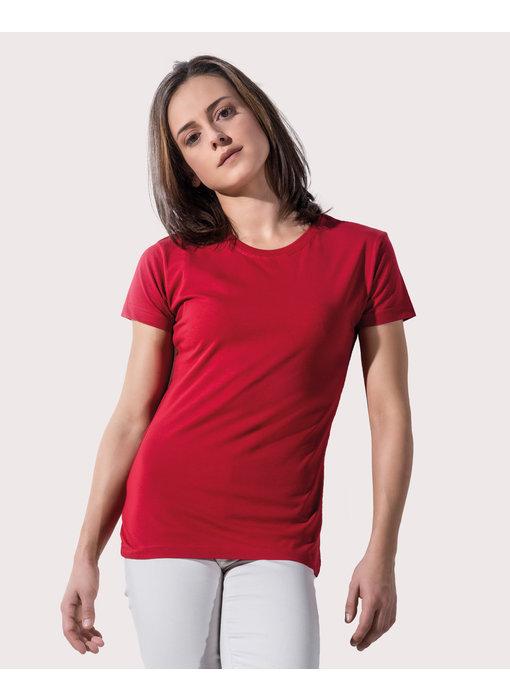 Nakedshirt | 134.85 | TF-SSL-R-CO111 | Nancy Women's Favourite T-Shirt