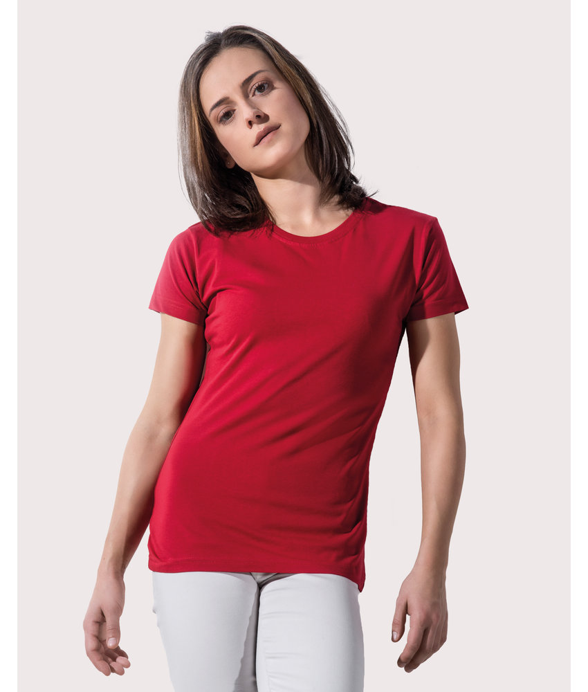 Nakedshirt | 134.85 | TF-SSL-R-CO111 | Nancy Women's Favourite T-Shirt