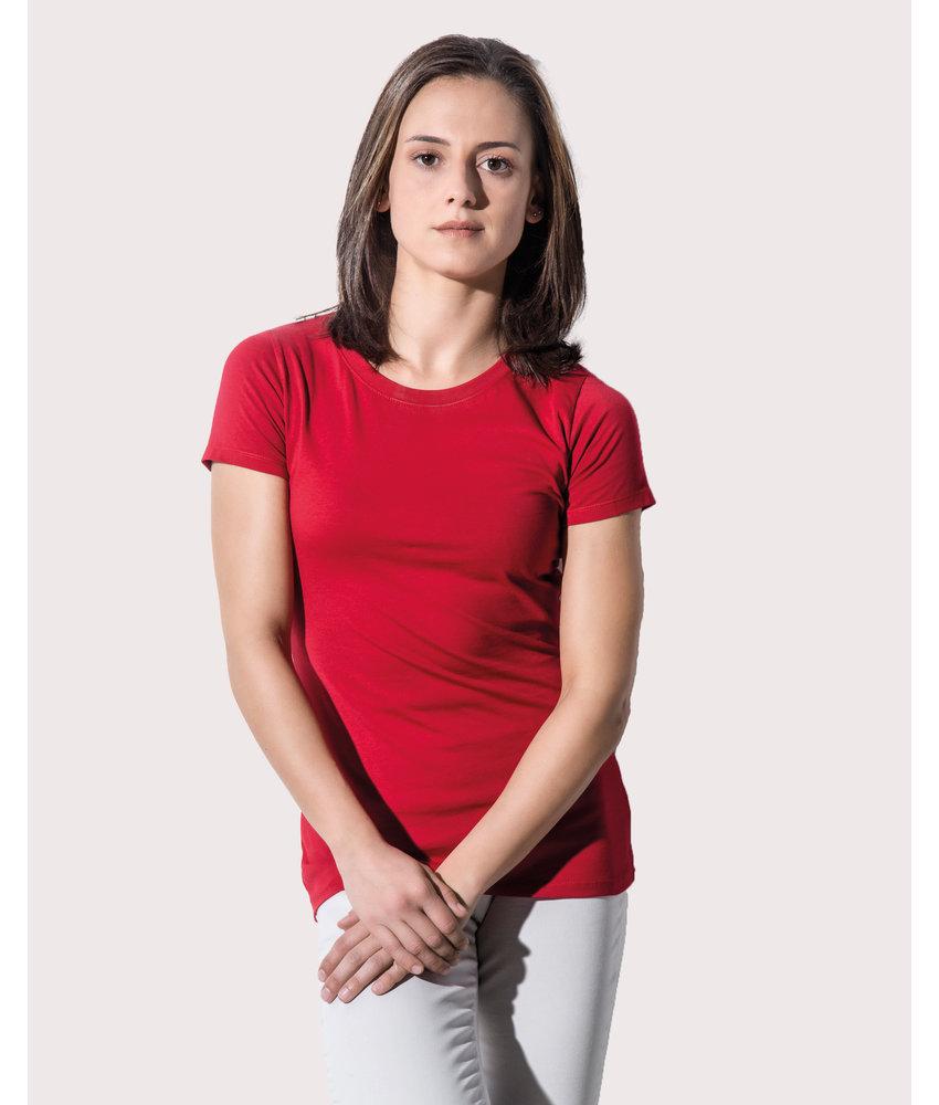 Nakedshirt | 141.85 | TF-SSL-R-OG113 | Ruth Women's Organic Fitted T-Shirt