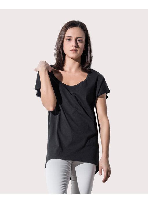 Nakedshirt | 149.85 | TF-SSL-O-CO123 | Lindsay Women's Loose Fashion T-Shirt