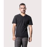 Nakedshirt James - Men's Organic V-Neck T-Shirt