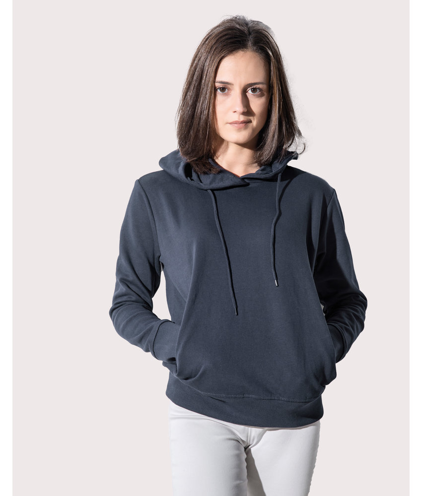 Nakedshirt | 204.85 | SWF-LSL-H-PC410 | Luna Women's Hooded Sweat