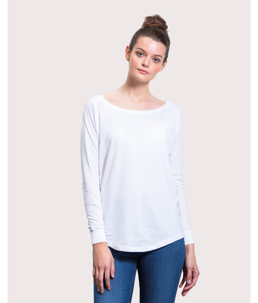 Mantis | 138.48 | M97 | Ladies' Loose Fit LS T