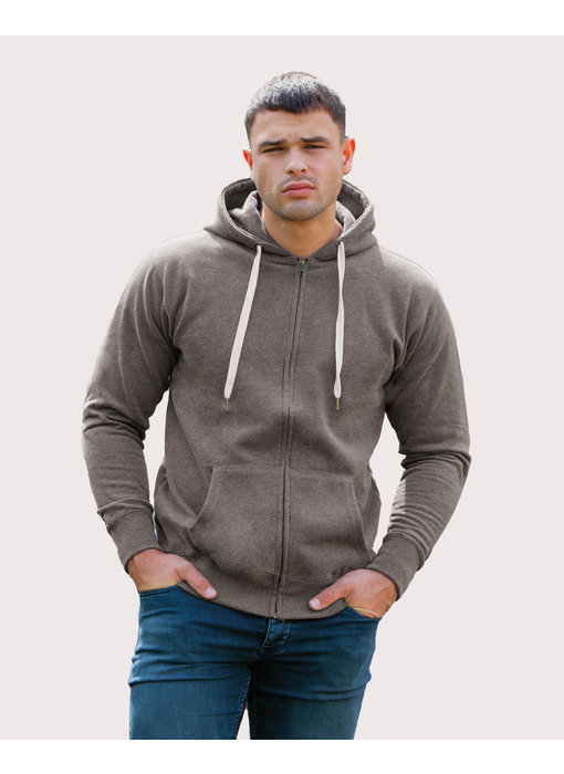 Mantis | 293.48 | M83 | Men's Superstar Zip Through Hoodie