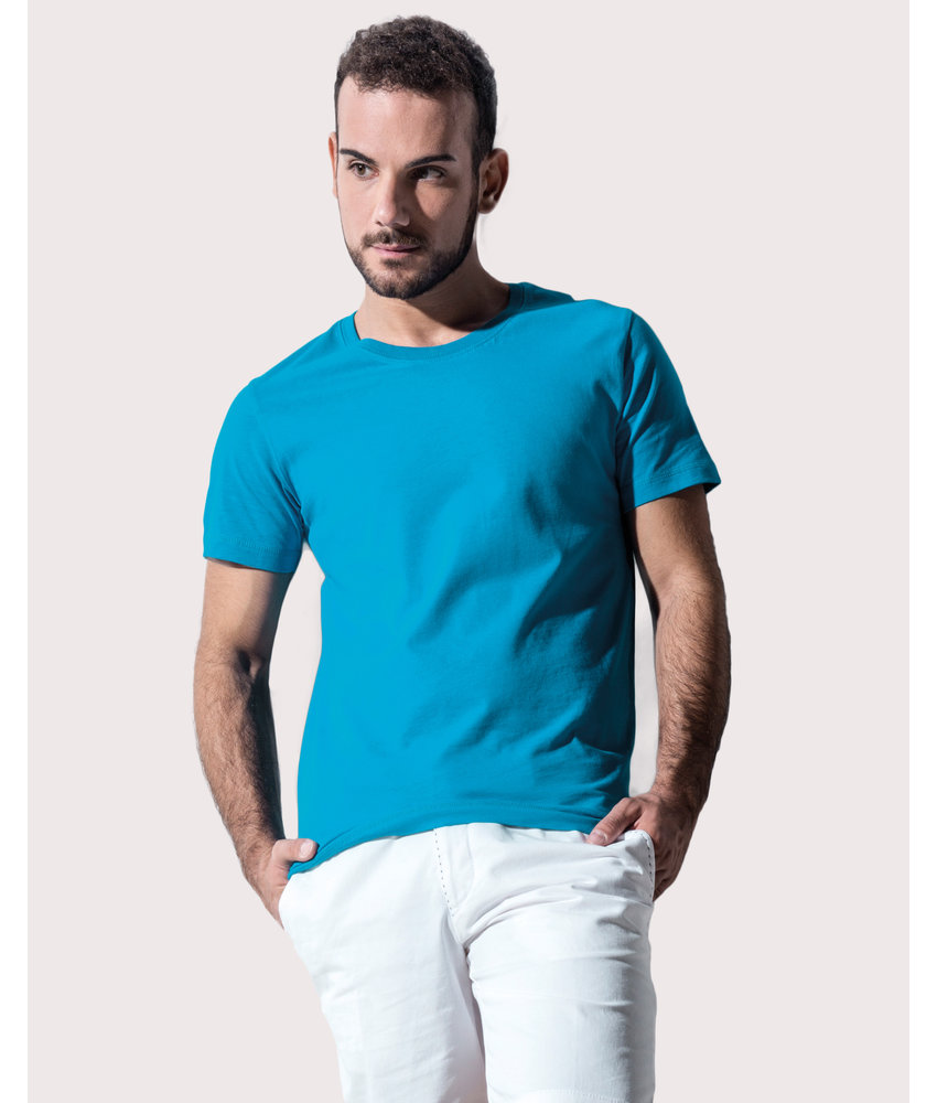 Nakedshirt | 118.85 | TM-SSL-R-OG013 | Wayne Men's Organic Fitted T-Shirt