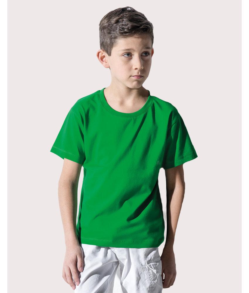 Nakedshirt | 138.85 | TK-SSL-R-OG002 | Frog Kid's Organic Favorite T-Shirt