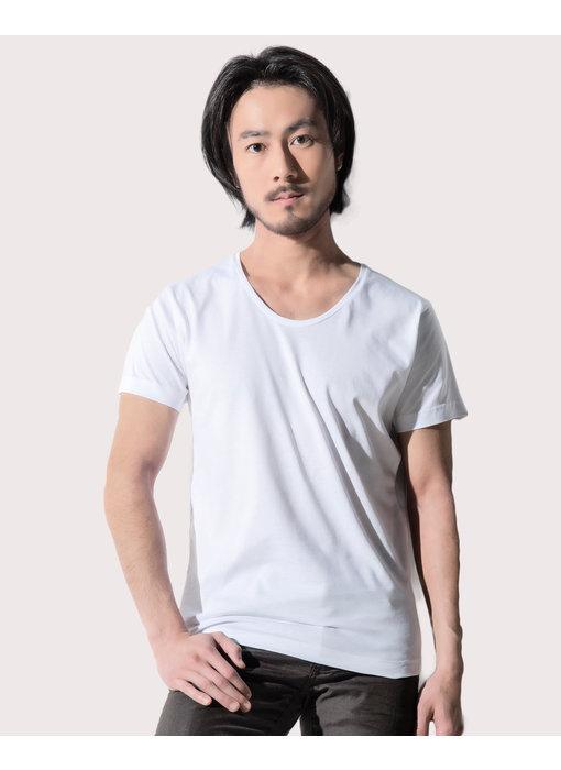 Nakedshirt | 151.85 | TM-SSL-O-OG019 | Ben Men's Organic Scoop Neck T-Shirt