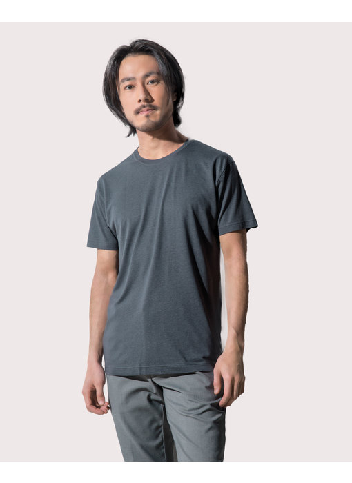 Nakedshirt | 162.85 | TM-SSL-R-BL017 | Jack Men's Viscose-Cotton T-Shirt