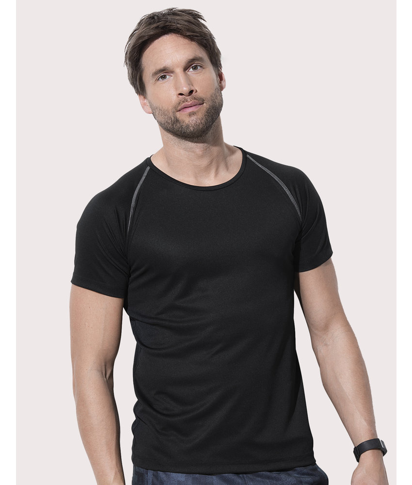 Stars by Stedman | 020.05 | ST8030 | Active 140 Team Raglan Men