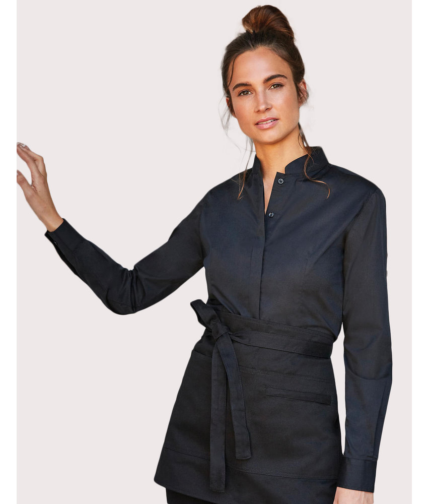 Bargear | 759.11 | KK740 | Women's Tailored Fit Mandarin Collar Shirt