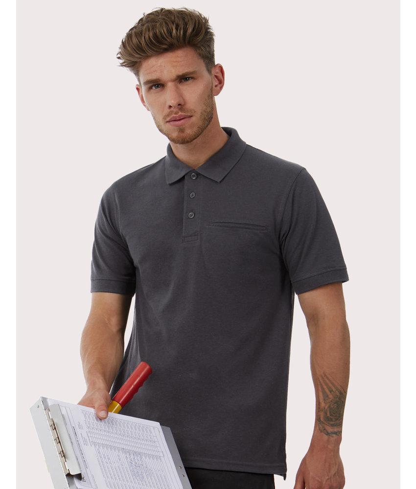 B&C Pro | CGPUC11 | 543.42 | PUC11 | Energy Pro Workwear Pocket Polo