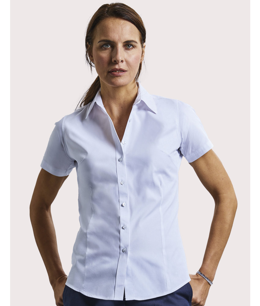Russell Collection | RU973F | 026.00 | R-973F-0 | Ladies' Tailored Coolmax® Shirt