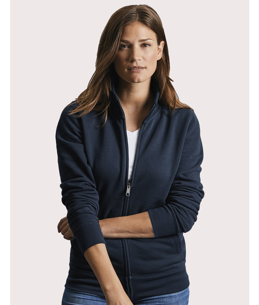 Russell | R267F | 234.00 | R-267F-0 | Ladies' Authentic Sweat Jacket