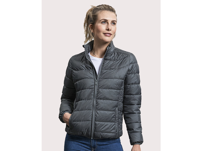 Russell Ladies' Hooded Nano Jacket