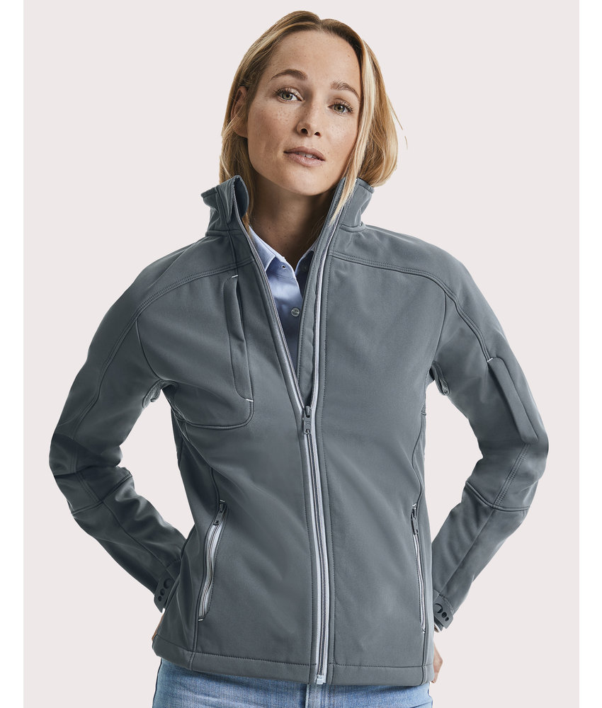 Russell | RU410F | 416.00 | R-410F-0 | Ladies' Bionic Softshell Jacket