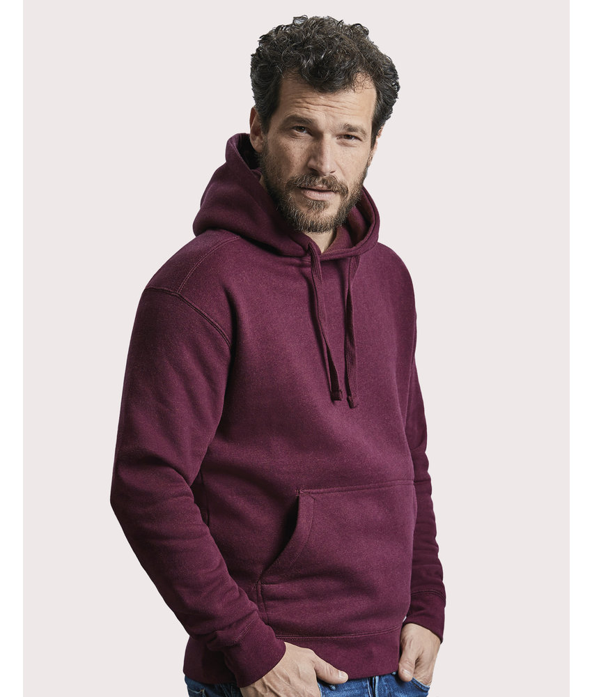 Russell | RU261M | 229.00 | R-261M-0 | Men's Authentic Melange Hooded Sweat