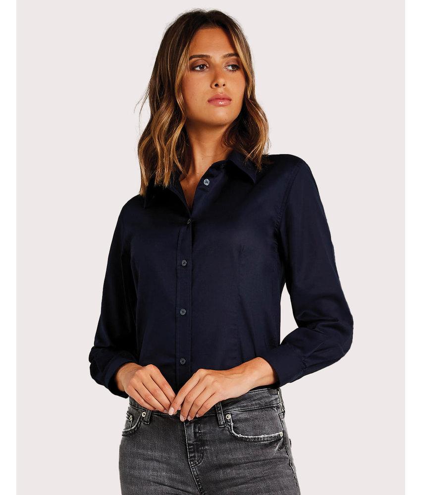 Kustom Kit | 761.11 | KK361 | Women's Tailored Fit Workwear Oxford Shirt