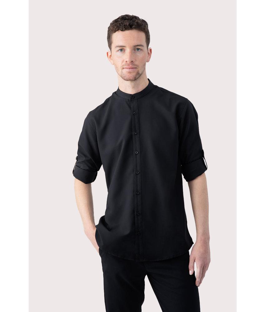 Henbury   H592   Men's Mandarin Shirt