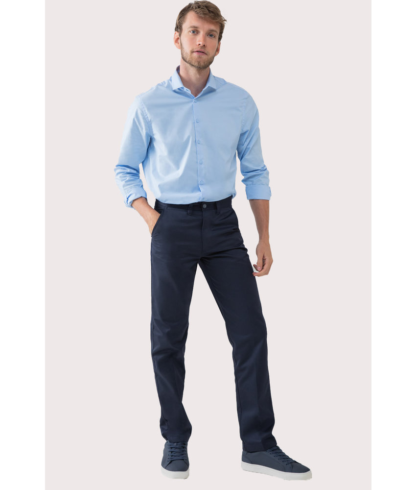 Henbury | H640 | Men's 65/35 Chino Trousers