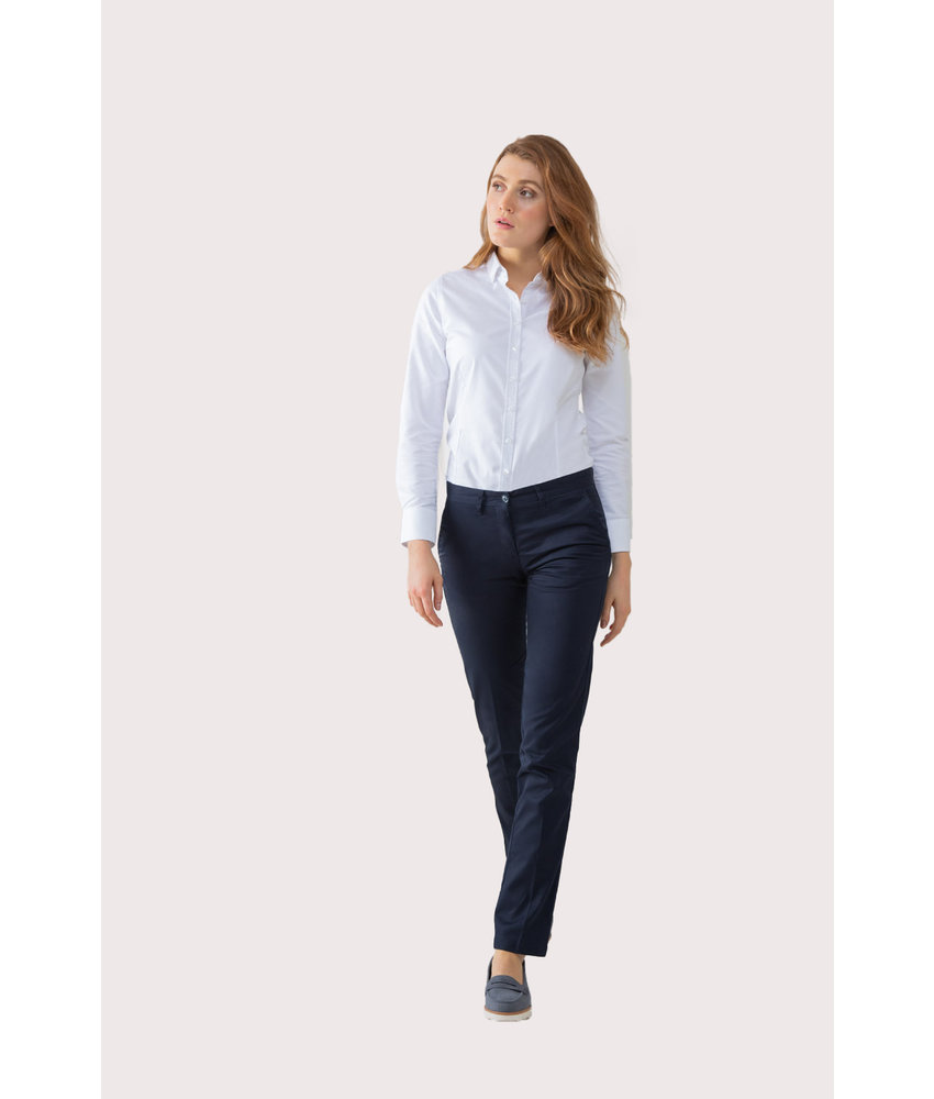 Henbury | H641 | Ladies' 65/35 Chino Trousers