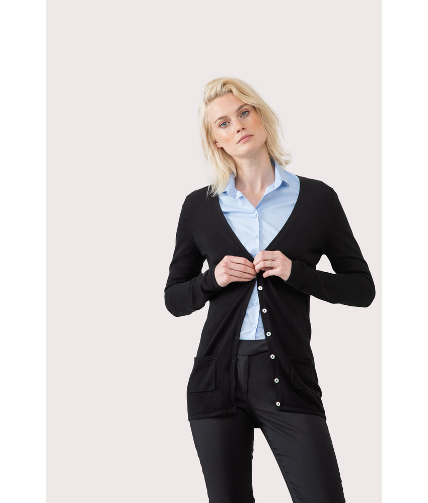 Henbury | H723 | Ladies' Cardigan