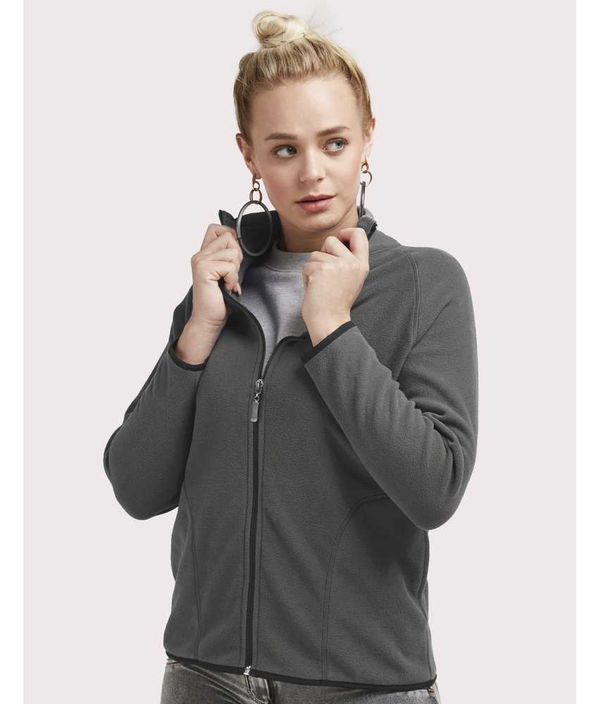 SG | 810.52 | SGFleece-F | Ladies' Full Zip Microfleece
