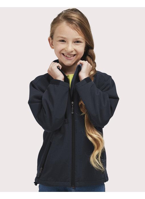 SG   412.52   SGSoftshell-K   Kids' Softshell Jacket