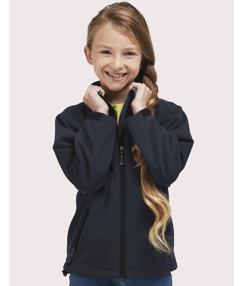 SG | 412.52 | SGSoftshell-K | Kids' Softshell Jacket