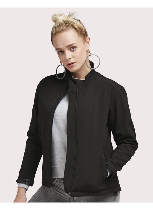 SG | 410.52 | SGSoftshell-F | Ladies' Softshell Jacket