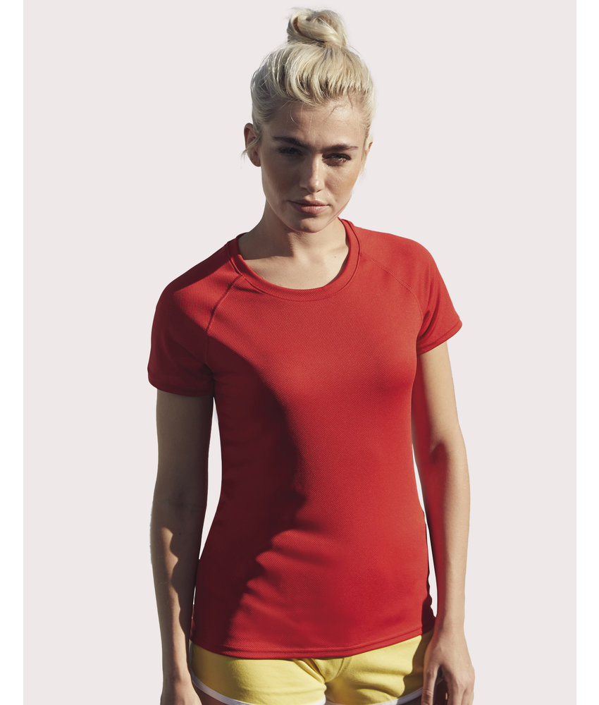 Fruit of the Loom | SC613920 | 076.01 | 61-392-0 | Ladies' Performance T