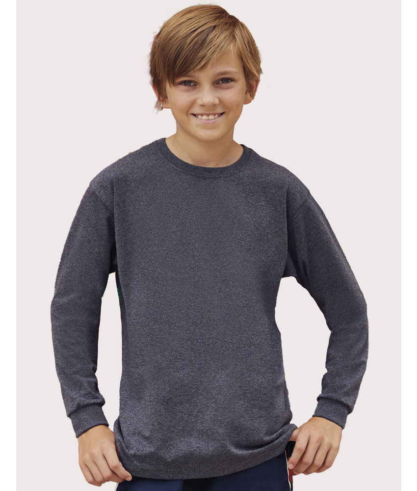 Fruit of the Loom | SC610070 / SC61007 | 185.01 | 61-007-0 | Kids' Valueweight Long Sleeve T