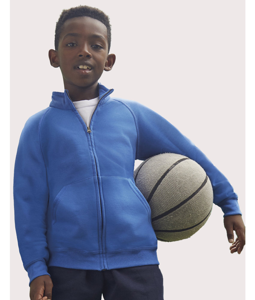 Fruit of the Loom | SC620050 | 214.01 | 62-005-0 | Kids' Classic Sweat Jacket