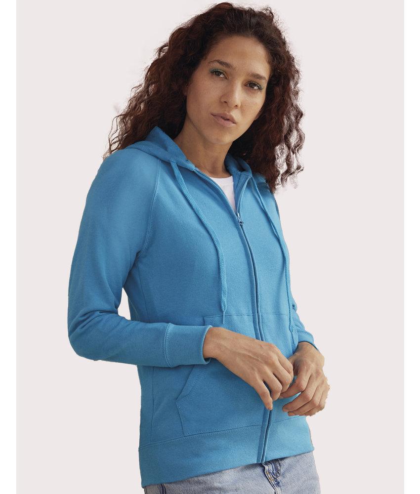 Fruit of the Loom | SC621500 | 269.01 | 62-150-0 | Ladies' Lightweight Hooded Sweat Jacket