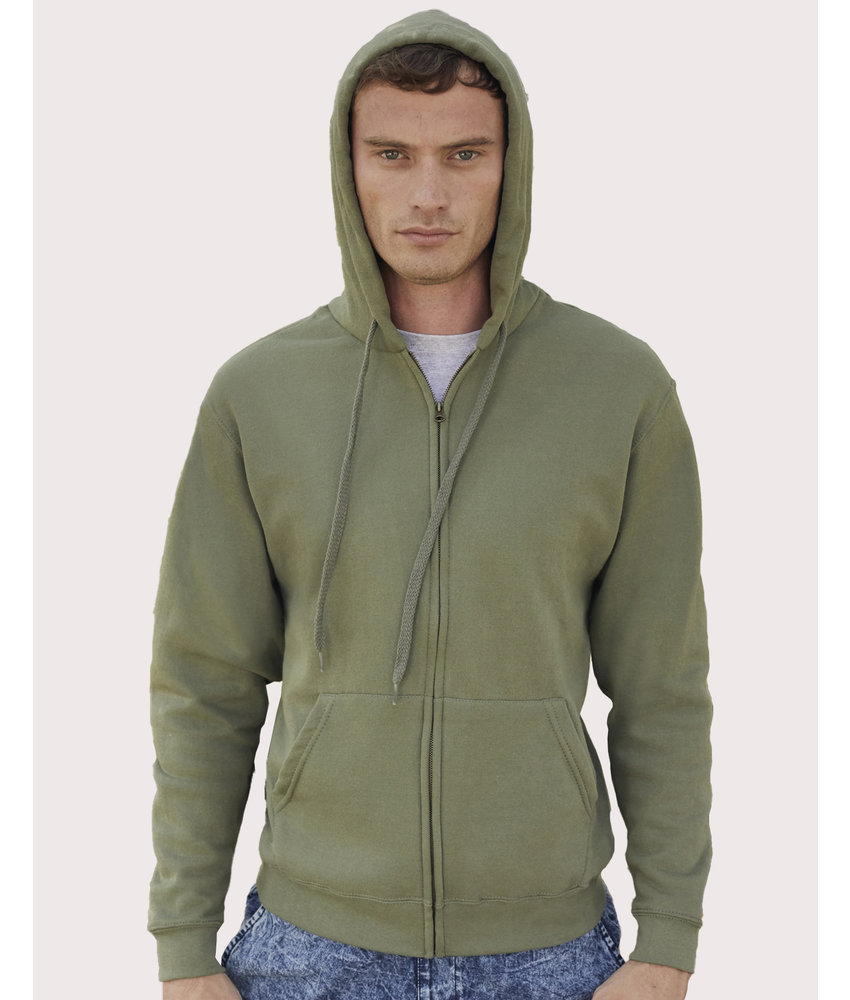 Fruit of the Loom | SC620620 / SC62062 | 294.01 | 62-062-0 | Classic Hooded Sweat Jacket