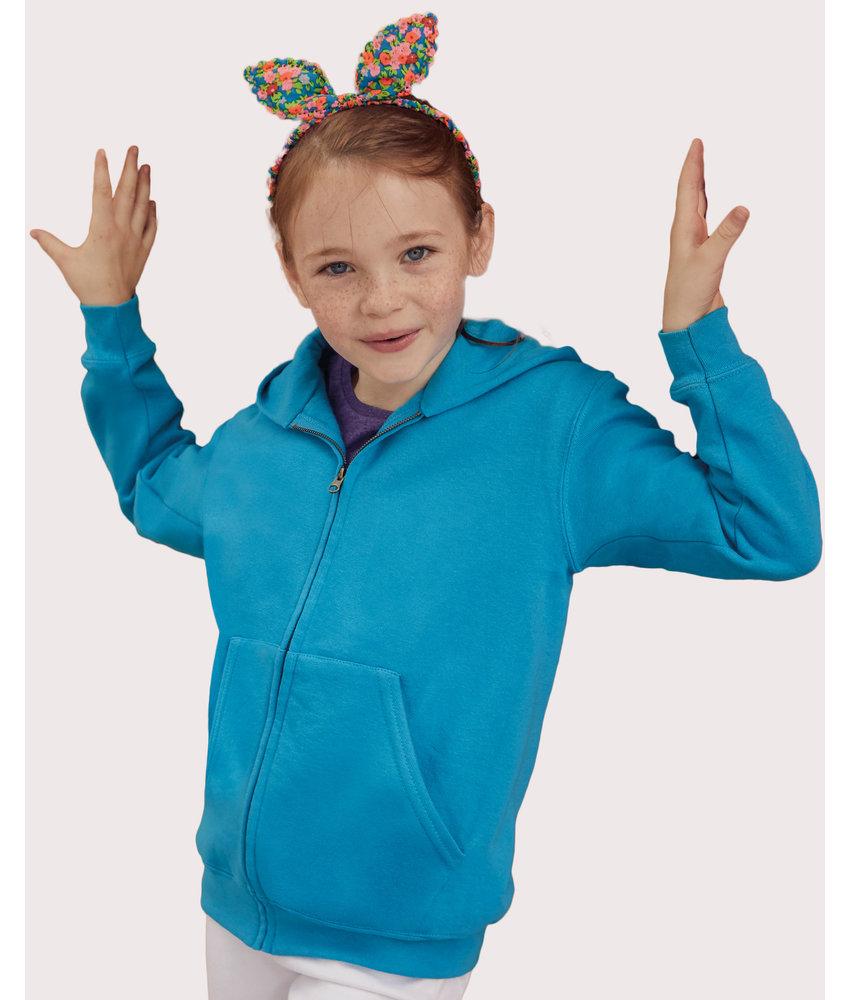 Fruit of the Loom | SC620450 / SC62045 | 299.01 | 62-045-0 | Kids' Classic Hooded Sweat Jacket