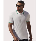 Fruit of the Loom Tipped Polo